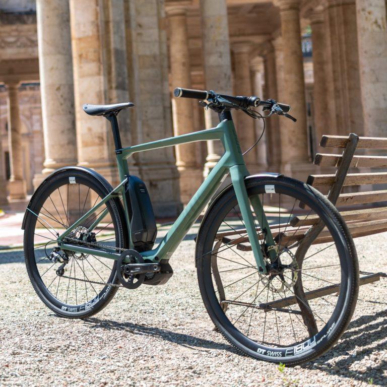 gravel fiets